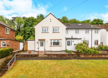 Thumbnail 3 bedroom semi-detached house for sale in Burleigh Road, Hertford