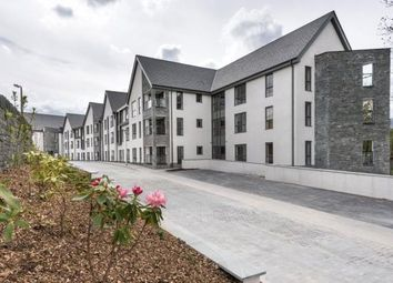 Thumbnail 2 bed flat for sale in Greta Gardens, Crow Park Road, Keswick, Cumbria