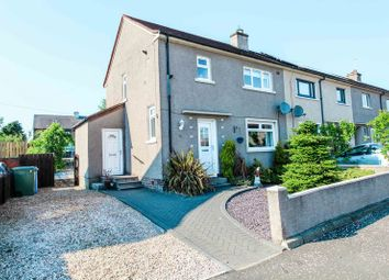 Thumbnail 2 bed terraced house for sale in South Pilmuir Road, Clackmannan