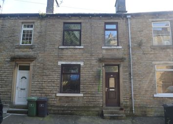 Thumbnail 2 bedroom terraced house for sale in Britannia Road, Milnsbridge, Huddersfield