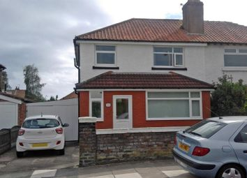Thumbnail 3 bed semi-detached house for sale in Shaws Road, Southport