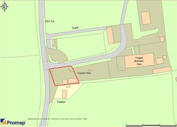 Thumbnail Land to let in Commercial Yard, Camelford Station, Camelford, Cornwall