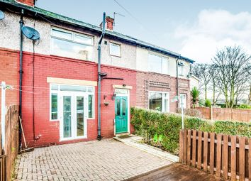Thumbnail 3 bed terraced house for sale in St. Peters Avenue, Sowerby Bridge