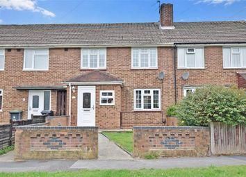 Thumbnail 3 bed terraced house for sale in Kilmeston Close, Havant, Hampshire