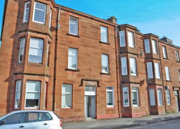 Thumbnail 1 bed flat for sale in 41 2/1 Castlegreen Street, Dumbarton