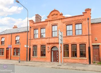 Thumbnail 1 bed flat for sale in Firs Lane, Leigh, Greater Manchester.