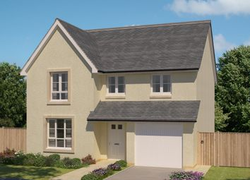 "Thumbnail 4 bedroom detached house for sale in ""Cullen"" at Mavor Avenue, East Kilbride, Glasgow"