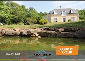 Thumbnail 4 bed detached house for sale in Pays De La Loire, Maine-Et-Loire, Gennes
