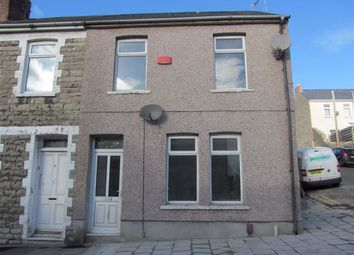2 bed end terrace house for sale in Queen Street, Barry, Vale Of Glamorgan CF62