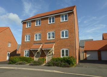 Thumbnail 4 bed town house for sale in Bluebell Avenue, Cotgrave, Nottingham