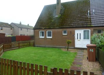 Thumbnail 2 bedroom flat to rent in Castle Court, Lossiemouth
