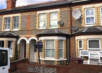 Thumbnail 3 bed terraced house for sale in Radstock Road, Reading, Berkshire