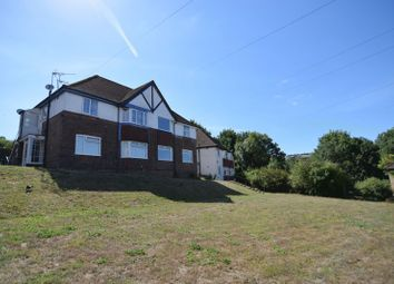 Thumbnail 3 bed flat to rent in Hillside Way, Bevendean, Brighton