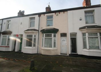 Thumbnail 3 bedroom terraced house for sale in Selbourne Street, Middlesbrough