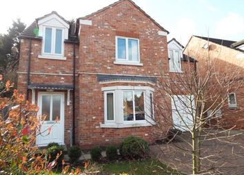 Thumbnail 4 bed detached house for sale in Howards Court, Kirby Muxloe, Leicester, Leicestershire