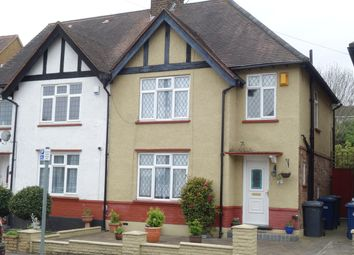 Thumbnail 3 bedroom semi-detached house for sale in Cranbrook Road, East Barnet