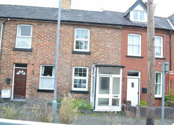 Thumbnail 2 bed terraced house for sale in 4, Maesyllan, Llanidloes, Powys