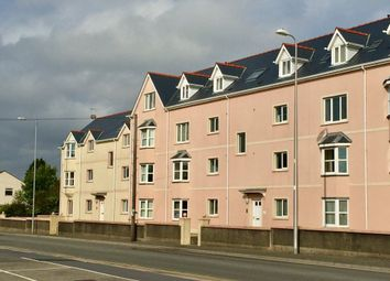 Thumbnail 2 bed flat to rent in Borough View, Pembroke Dock, Pembrokeshire