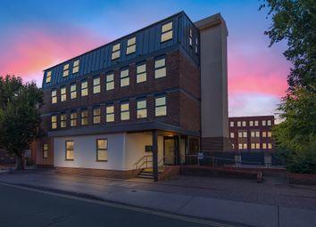 Blackfriars Court, Foundation Street, Ipswich IP4. 2 bed flat