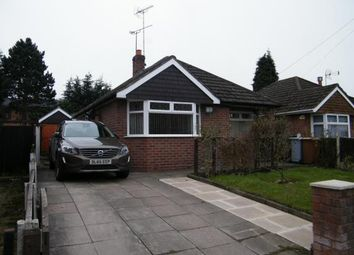 Thumbnail 2 bed bungalow for sale in North Street, Crewe, Cheshire