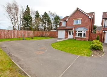 Thumbnail 4 bed detached house for sale in Meikle Loan, Kirkcaldy