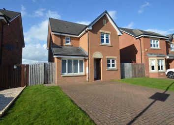 Thumbnail 3 bed detached house for sale in Red Deer Road, Newton Farm, Cambuslang