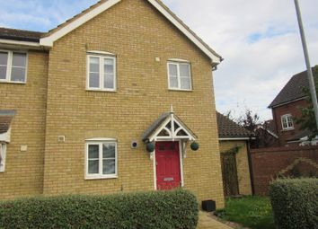 Thumbnail 3 bed terraced house to rent in Bennett St, Downham Market