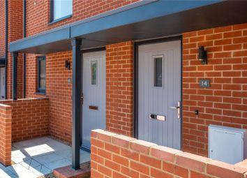 Thumbnail 2 bed terraced house for sale in Rues Farm Road, Felixstowe, Suffolk