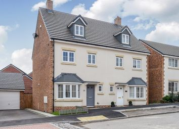 Thumbnail 4 bed semi-detached house for sale in Dyffryn Y Coed, Church Village, Pontypridd