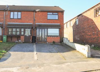 Thumbnail 2 bed town house for sale in Albert Street North, Chesterfield