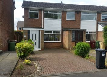 Thumbnail 3 bed property to rent in South Drive, Harwood, Bolton