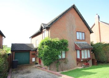 Thumbnail 4 bed detached house for sale in Pipers Field, Ridgewood, Uckfield