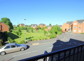Thumbnail 2 bed flat for sale in Fieldhouse Way, Stafford