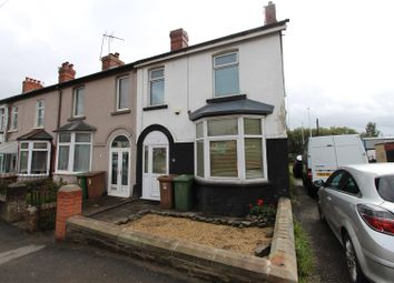 Thumbnail 3 bed end terrace house to rent in Wilkins Terrace, Caerphilly