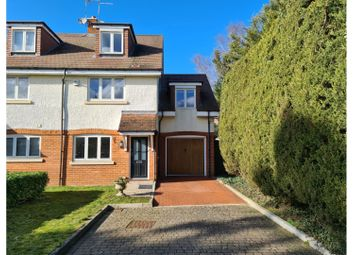 St. Thomas Close, Farnham GU9. 4 bed semi-detached house for sale