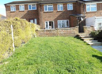 Thumbnail 3 bed semi-detached house to rent in Whitehawk Crescent, Brighton