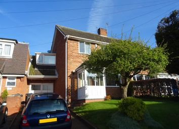 Thumbnail 4 bedroom semi-detached house to rent in St Denis Road, Selly Oak, Birmingham