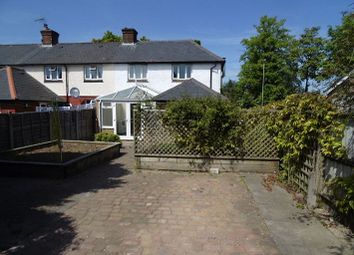 Thumbnail 3 bedroom end terrace house for sale in Worting Road, Basingstoke