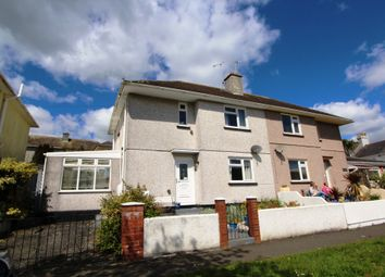 Thumbnail 3 bed semi-detached house for sale in Carew Wharf Business Centre, Marine Drive, Torpoint