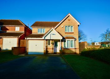 Thumbnail 4 bed detached house for sale in Dovebush Way, Barugh Green, Barnsley