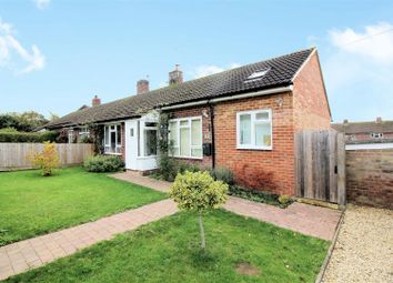 Thumbnail 2 bed bungalow for sale in Gibbings Close, North Marston, Buckingham