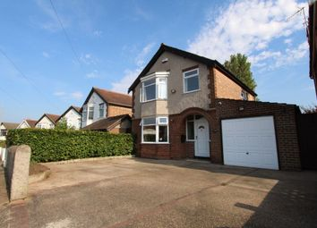 Thumbnail 3 bed detached house for sale in Temple Drive, Nuthall, Nottingham