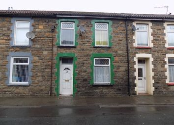 Thumbnail 2 bed terraced house for sale in Gelli Road, Gelli, Pentre, Rhondda, Cynon, Taff.