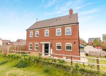 Thumbnail 4 bed detached house for sale in Ross Crescent, Inkberrow, Worcester