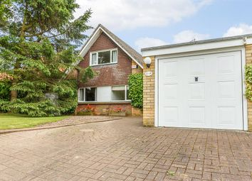 Thumbnail 4 bed detached house for sale in Back Lane, Bilbrough, York