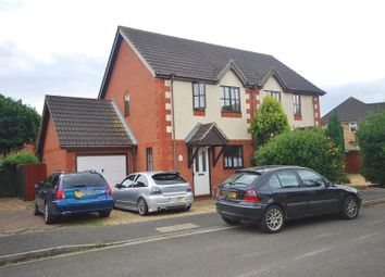 Thumbnail 2 bed semi-detached house to rent in Ryefield, Langtoft, Peterborough
