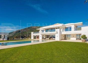 Thumbnail 8 bed villa for sale in La Zagaleta, Benahavís, Málaga, Spain