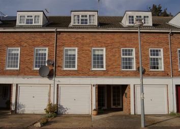 Thumbnail 3 bedroom terraced house for sale in Unicorn Place, Bury St. Edmunds