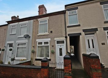 Thumbnail 3 bed terraced house for sale in Sedgwick Street, Jacksdale