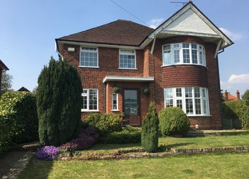 Thumbnail 4 bedroom detached house for sale in Valley Road, Ipswich